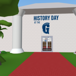History Day 2020: Building a Virtual Museum with Cospaces and Slack!