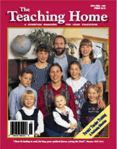 The Teaching Home Cover